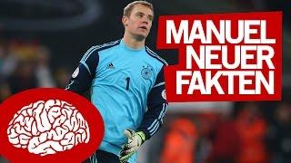 11 Fakten über Manuel Neuer