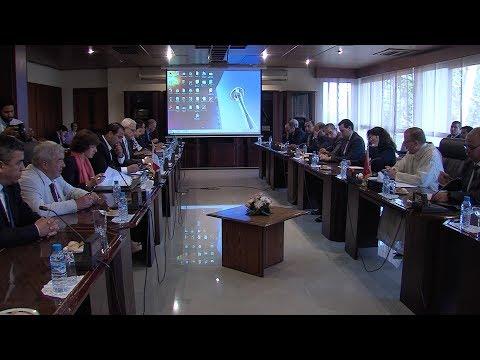 تعزيز التعاون في مجال صناعة الطيران محور مباحثات السيد بوليف مع مسؤولين فرنسيين