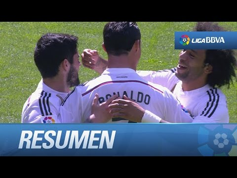 real madrid eibar vs 3-0 - gol e highlights