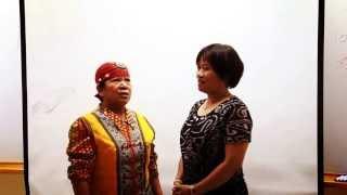 魯凱族語對話及歌唱表演