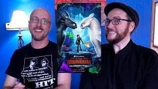 How to Train Your Dragon: The Hidden World - Sibling Rivalry