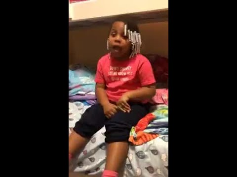 6-Year-Old's Video To Stop Baltimore Shootings Goes Viral