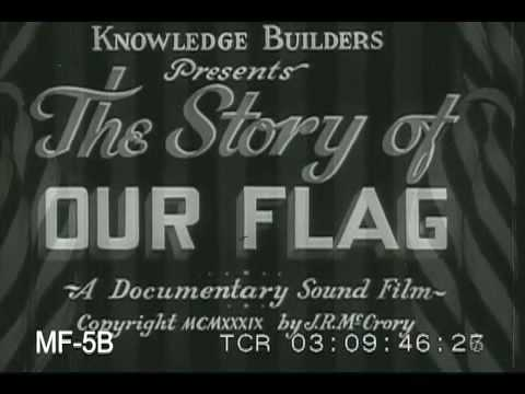 The Story of Our Flag, 1939