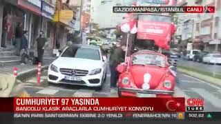 Cumhuriyetimizin 97. Yılını Coşkuyla Kutladık - Cnn Türk (Canlı)