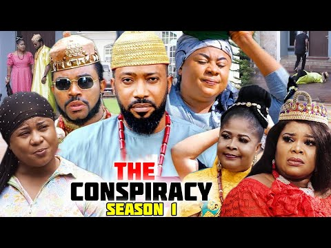 THE CONSPIRACY SEASON 1(Trending New Movie)Fredrick Leonard & Uju Okoli 2021  Nigerian Movie 720p