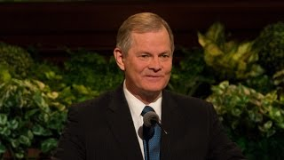 Elder Gary E. Stevenson - The Holy Ghost warns, the Holy Ghost comforts, and the Holy Ghost testifies. https://www.lds.org/general-conference/2017/04/how-does-the-holy-ghost-help-you?lang=eng