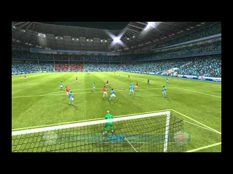 Fifa 13 demo full gameplay PC (HD) Manchester City- Arsenal