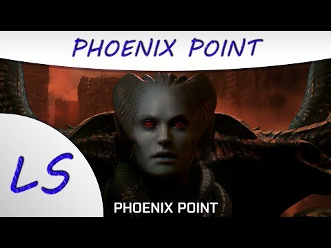 Phoenix Point Gameplay from original X-Com creator - Prototype Alpha Gameplay (видео)