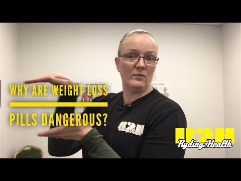 #28 Why are weight loss pills dangerous?