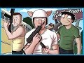THE SWEATY HOUR RETURNS! - Black Ops 2 Multiplayer Gameplay Fun w/ DaithiDeNogla n Moo Snuckel!!