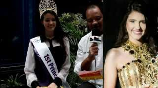 Nicole Stephanie Kossmann - De volta de Paris com mais títulos de beleza.