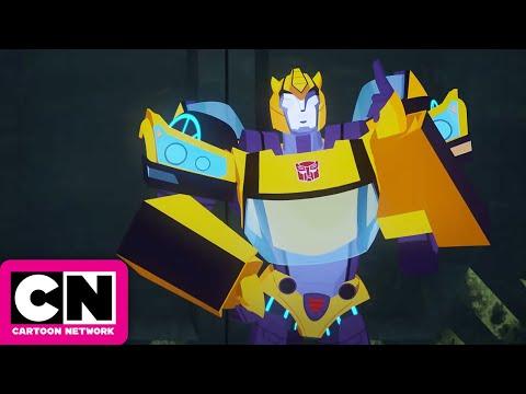 Transformers Cyberverse | Meet Teletraan X | Cartoon