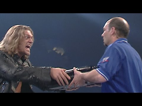 Edge Cashes In Money In The Bank On The Undertaker: SmackDown, May 8, 2007