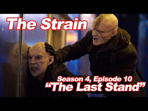 "The Strain: Season 4, Episode 10: ""The Last Stand"" - Got Your Milk podcast"