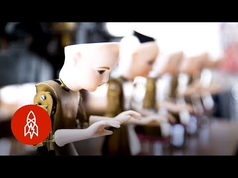 Building Ancient Robots in Switzerland