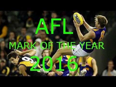 Afl Mark Of The Year 2016 - Best Marks Of The 2016 Home And Away Afl Season