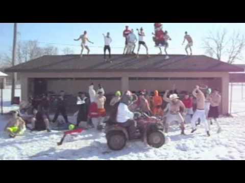 Blackburn Baseball Harlem Shake