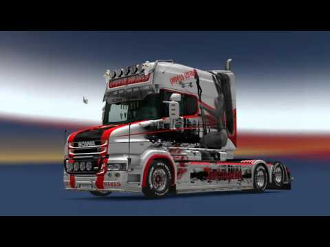 Tuning (Addon) For Scania T&RS V2.0