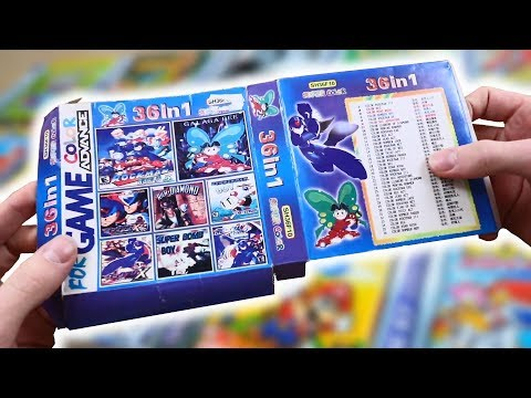 How to Fix Retro Game Boxes!