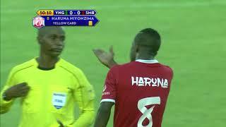 Azam TV – Highlights dakika 33 za kipindi cha pili Yanga Vs Simba