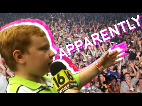 WATCH: Apparently kid gets auto-tuned!