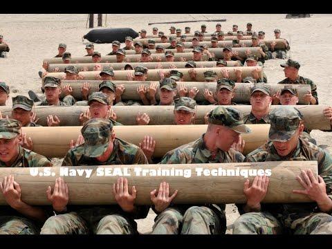 Navy Seals Buds Class - Hell Week Training