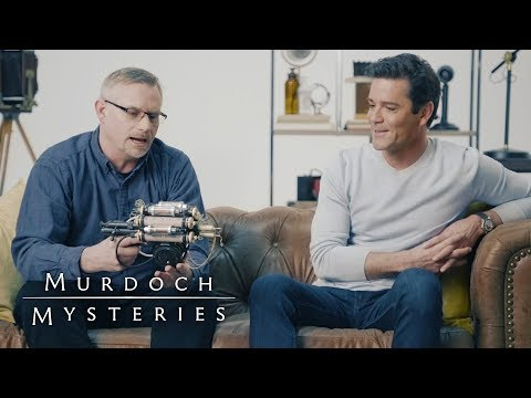 The Mystery of: Craziest Inventions | Murdoch Mysteries