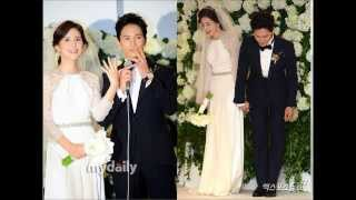 Video Lee Bo Young & Ji Sung's Wedding Photo Album MP3, 3GP, MP4, WEBM, AVI, FLV Maret 2018