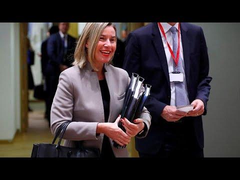 EU: Außenminister verhängen Sanktionen gegen Russland ...