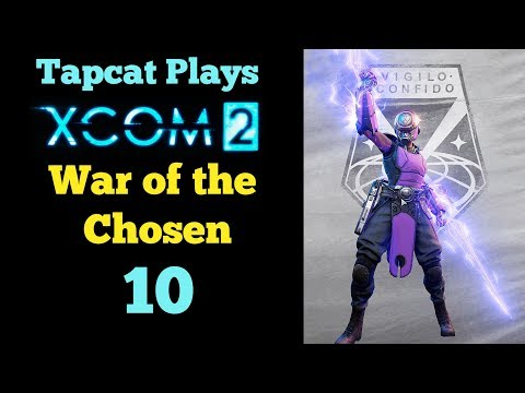XCOM 2 War of the Chosen Part 10: Old School Retaliation Mission