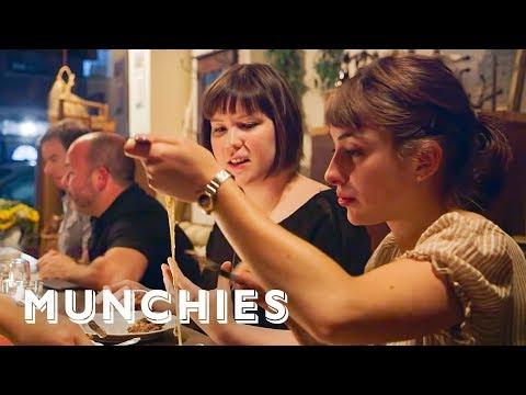 East Village Sake, Mac and Cheese, & Karaage Sliders: Chef's Night Out with Karasu