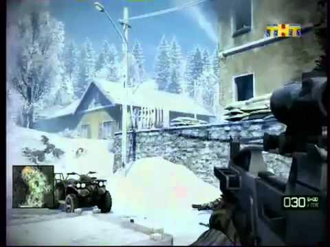 Игры на Вынос 2 - Battlefield bad company 2