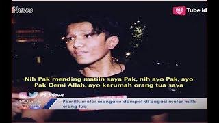 Video Tak Ada STNK, Pemuda Linglung Ini Ngambek Motornya Diangkut Polisi Part 01 - Police Story 10/10 MP3, 3GP, MP4, WEBM, AVI, FLV Oktober 2018