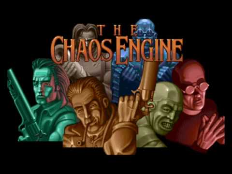 The Chaos Engine Megadrive