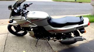6. 2007 Kawasaki Ninja 500 EX500D For Sale