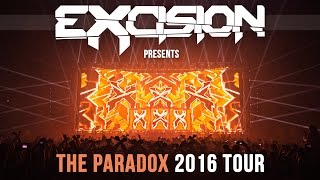 Nonton Excision   The Paradox 2016 Tour  Official Tour Trailer  Film Subtitle Indonesia Streaming Movie Download