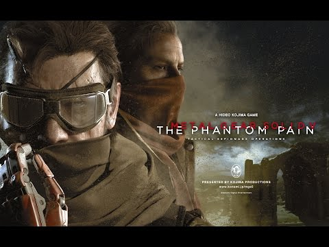 Metal Gear Solid V PC HYPE! - The Complainadon