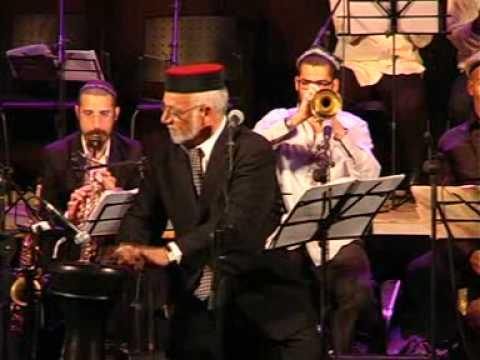 The New Jerusalem Orchestra (NJO), avec Omer Avital, R' Haim Louk, et Gregory Tardy