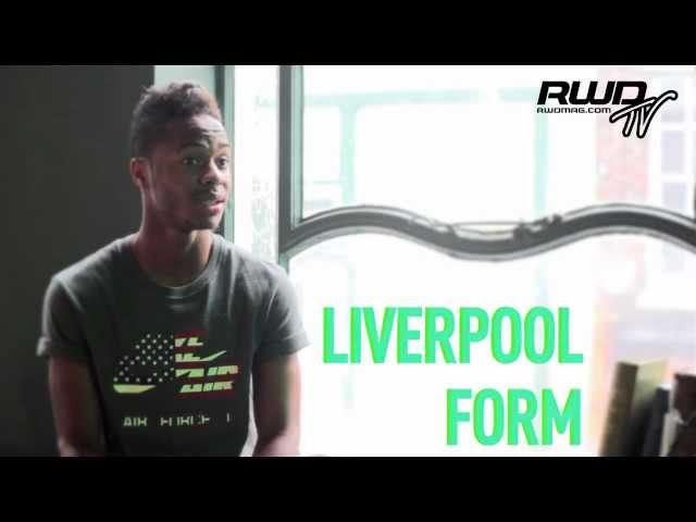 RAHEEM STERLING INTERVIEW ON PLAYING FOR LIVERPOOL, LUIS SUAREZ & MORE