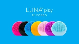 FOREO LUNA Play Sonic Face Cleanser | LovelySkin