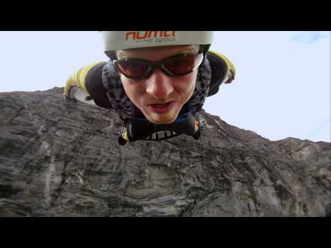 GoPro HD: Base Jumping – TV Commercial – You in HD