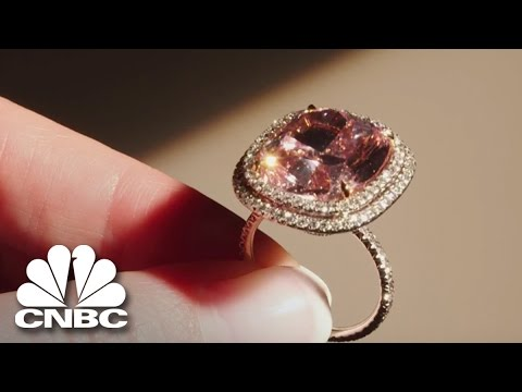 Producer's Notebook – The Diamond Beat: Pink Diamond