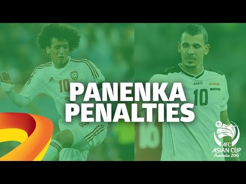 Mahmood - With all that pressure, Younus Mahmood & Omar Abdulrahman calmly step up and score awesome Panenka penalties in the Quarter Finals of #AC2015 Facebook: ...