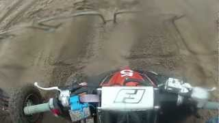 11. Yamaha Raptor 250 race Gopro HD