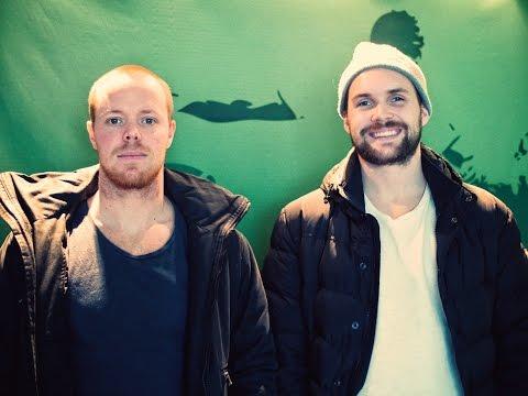 Sportklubben med Patrik Haginge och Oscar Jansson