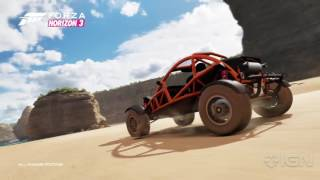 Forza Horizon 3 Official Reveal Trailer - E3 2016 by IGN