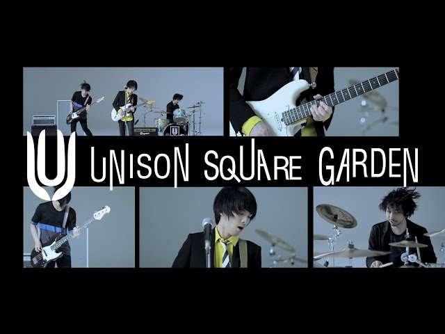 "UNISON SQUARE GARDEN ""Sugar song and Bitter step"""