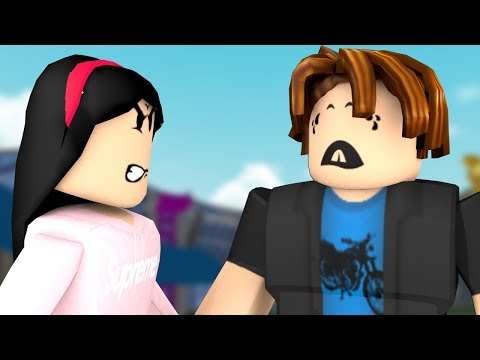 UGLY ROBLOX NOOB GETS BULLIED