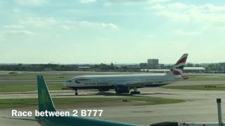 On my flight to geneva,I saw a B777 followed by another one !! and of course Mr A380 king of the skies taking offthanks for watching, please like ans sub Matteo aviator 3