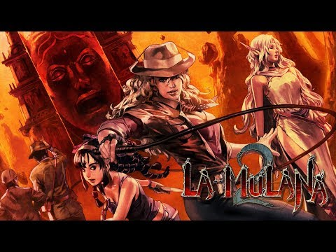 La-Mulana 2 Any% Normal Speedrun (5:03:39)
